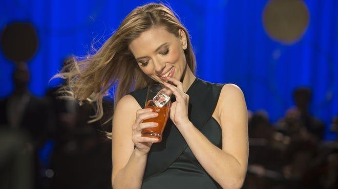 SodaStream Unveils Scarlett Johansson as its first global brand ambassador.