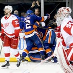 Red Wings' Tyler Bertuzzi regretful after penalty proves costly for team