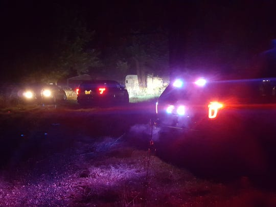 Deputies were called to the 18000 block of North Santiam Highway following a stabbing late Monday evening.