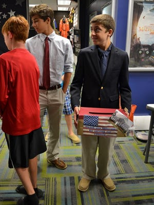 For years, Leon County students have been raising funds to help support Honor Flight, an organization that brings veterans to D.C. to visit the memorials.