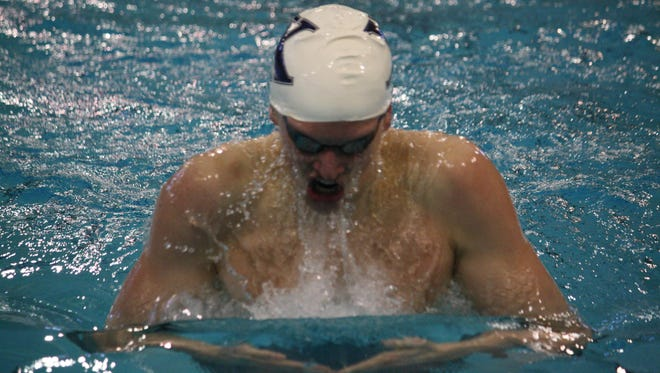 Grant House and his St. Xavier teammates will go for their 33rd Southwest Ohio Swimming and Diving Classic team title.