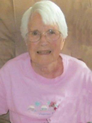 Wilma Kercheval, 101