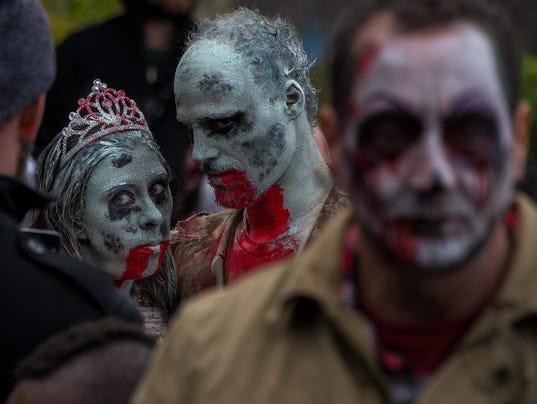 Lambertville Zombies