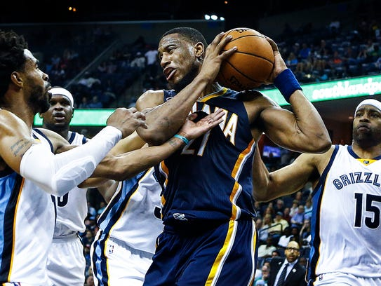 Mitchell High will honor former star player Thaddeus Young this week.