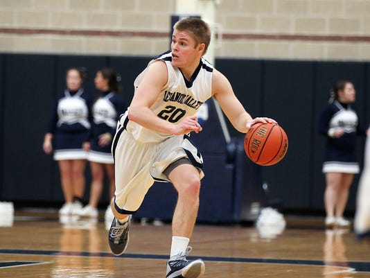 Lebanon Valley College 80 Widener University 72, Mens Basketball