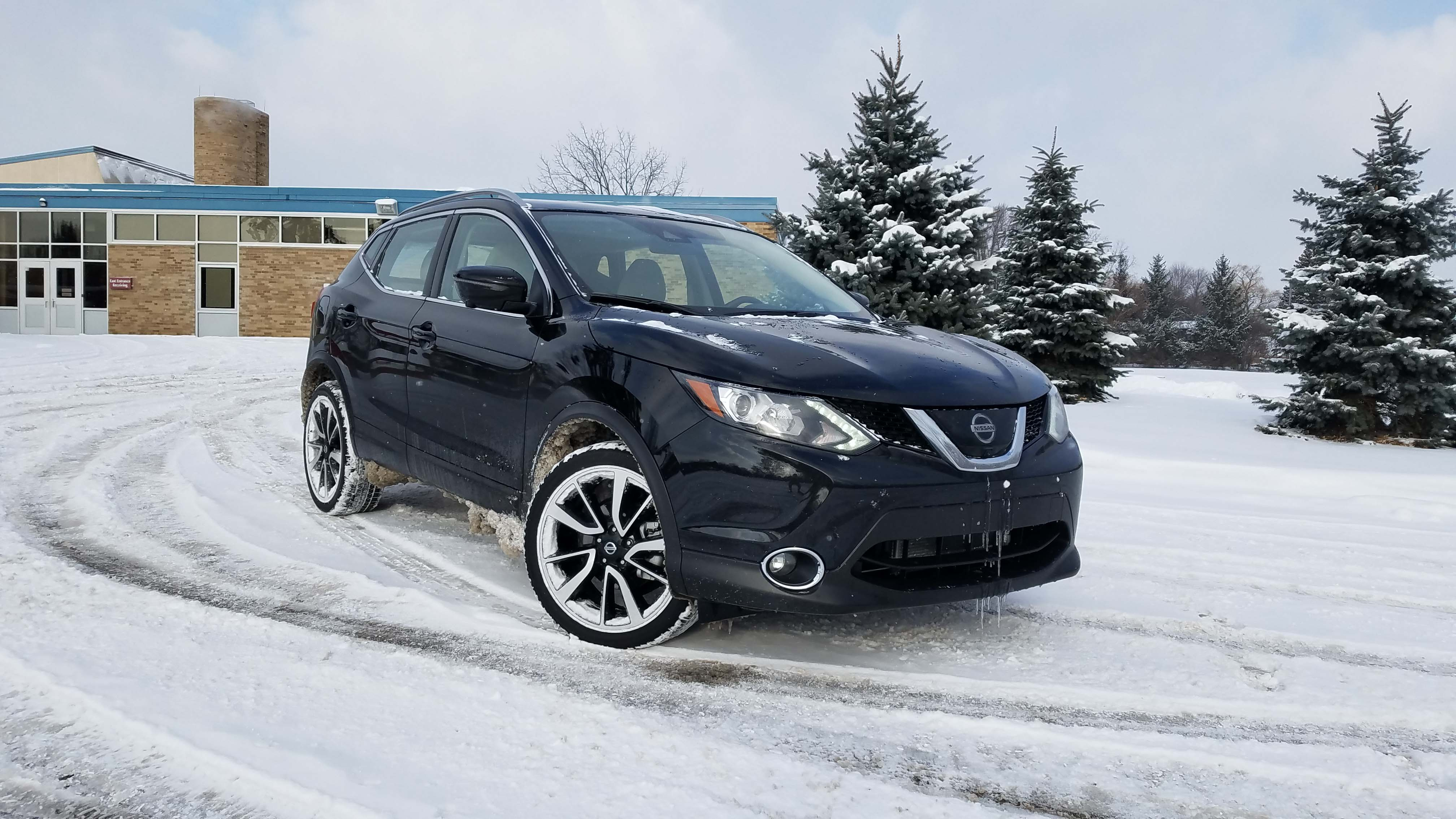 The 2018 Nissan Rogue Sport Is The Junior Version Of
