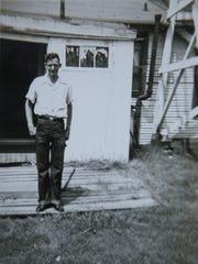 Glen Coleman's parents, Bob and Laura Coleman, lived