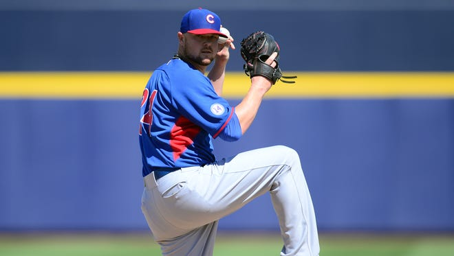 Jon Lester and the Cubs have fans excited for 2015.