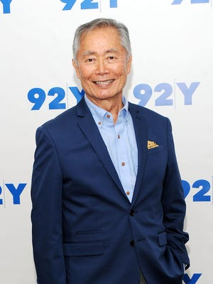 George Takei wrote an open letter to the mayor of Roanoke, Va. on Wednesday.