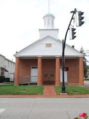 The Universalist Church will be among the landmarks