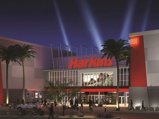 As of 2018, Harkins Theatres employs about 2,800 people in Arizona.