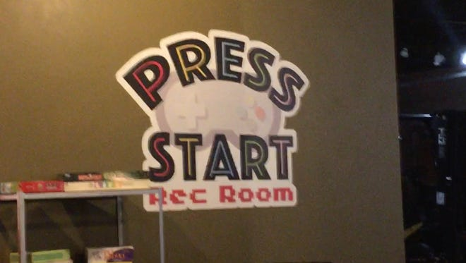 Press Start Rec Room opened in late June in Ashwaubenon. The store features arcade games,