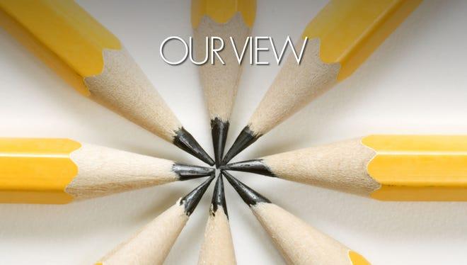 Our View, a Press-Citizen editorial