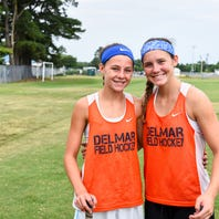 Delmar cousins selected to Junior Olympic Games for field hockey