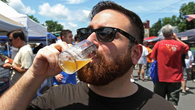 The Somerville Craft Beer Festival returns this weekend courtesy of Tapastre.