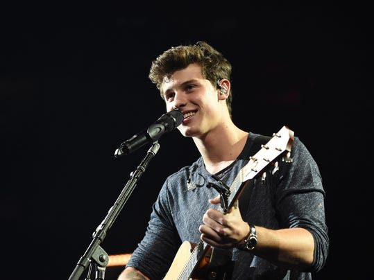 Shawn Mendes In Concert In New York City - September 10, 2016