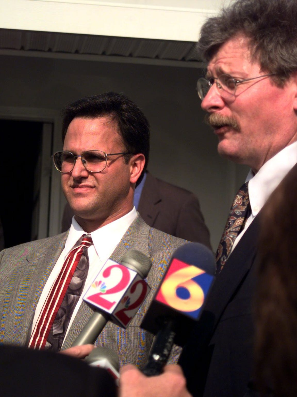 FIle- 1991: Lawyer Gregory W. Eisenmenger
