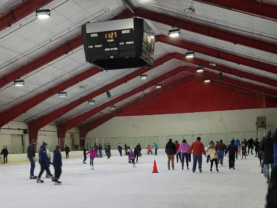 5 Places To Go Ice Skating In Central Jersey