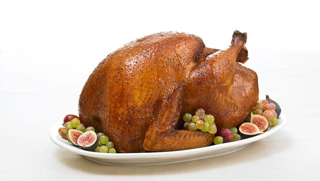 Foster Farms turkey experts on-call 24/7 at 1-800-255-7227 from Nov. 18 to 30, including Thanksgiving day.  (PRNewsFoto/Foster Farms)