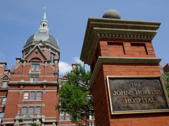 AP Johns Hopkins Hospital
