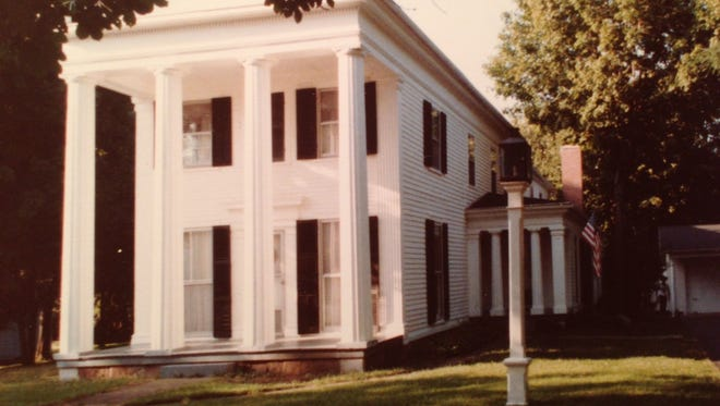 The Carpenter-Toal-Latragna House, 3490 Latta Road in Greece, may not be an official town landmark, but many nonetheless consider it to be one.