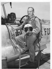 F-100 pilot Al Dempsey