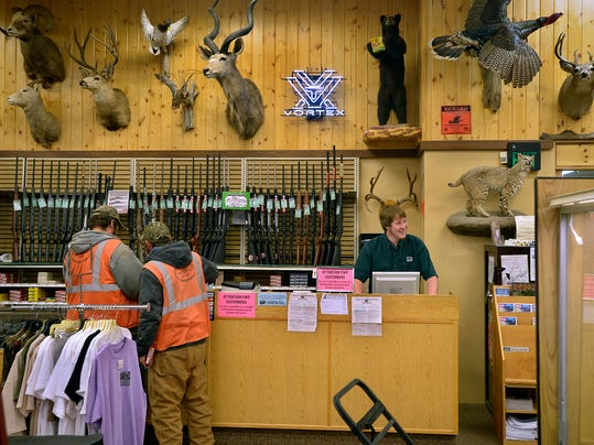 Montana rifle hunting season opening day spurs sales for Big 5 fishing license
