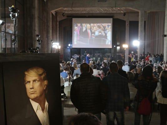 Russia Trump Inauguration (2)