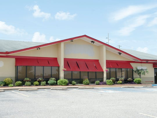 The closed Shoney's building in Prattville has been razed to make way for a Cook Out restuarant