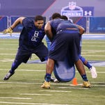 Former LSU Tigers offensive linemen La'el Collins went undrafted over the weekend.