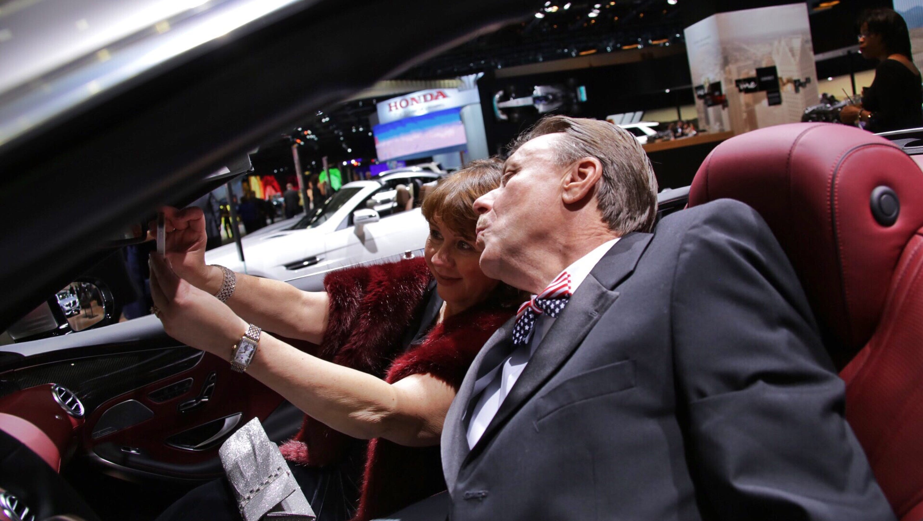 2016 detroit auto show charity preview gallery 1 for Charity motors auction in detroit mi