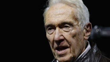 Cubs' fan Marv Levy was in Game 7 heaven