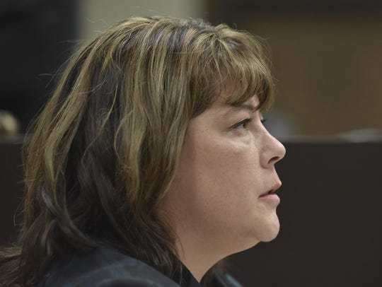 Sgt. Elizabeth Egerer testified that Facebook Messenger