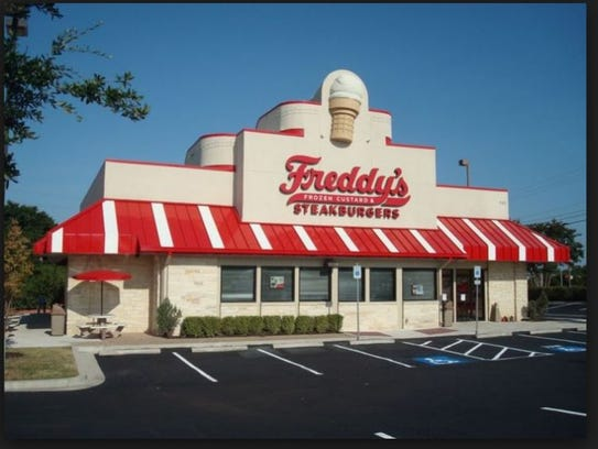 The Kansas-based Freddy's Frozen Custard & Steakburgers