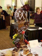 2014 MSU Museum Chocolate Party. Kellogg Center, February