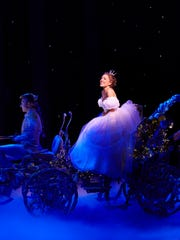 """Rodgers and Hammerstein's Cinderella"" and its lavish stage effects come to the Civic Center July 14-19."