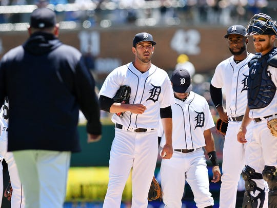 Drew VerHagen struggled mightily early in the season, but has since found his groove.