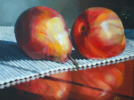 Still Life painting by Sunny Miller
