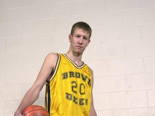 Steve Novak, Brown Deer
