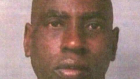 Murder suspect Lucius Crawford.