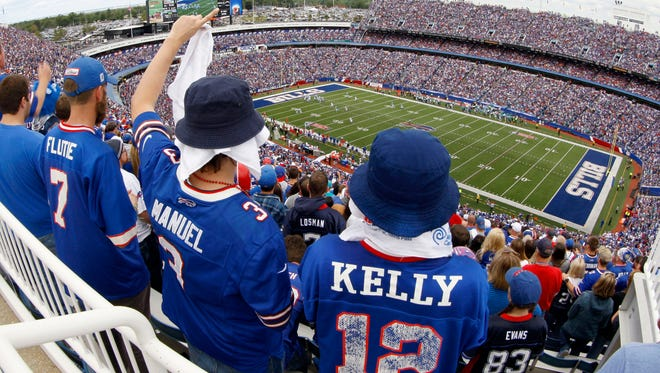 The Buffalo Bills announced Monday that individual game tickets for the general public will go on sale next week.