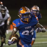 York High running back commits to Division I Howard