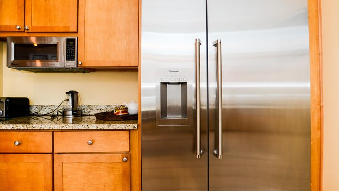 A closed door can keep a full freezer's temperature for 48 hours and a half-full freezer's temperature for 24 hours. The USDA says people should not taste food to determine if it is safe.