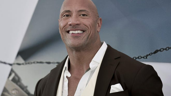 Forbes estimates that Dwayne Johnson made $87.5 million in the year ending June 1.