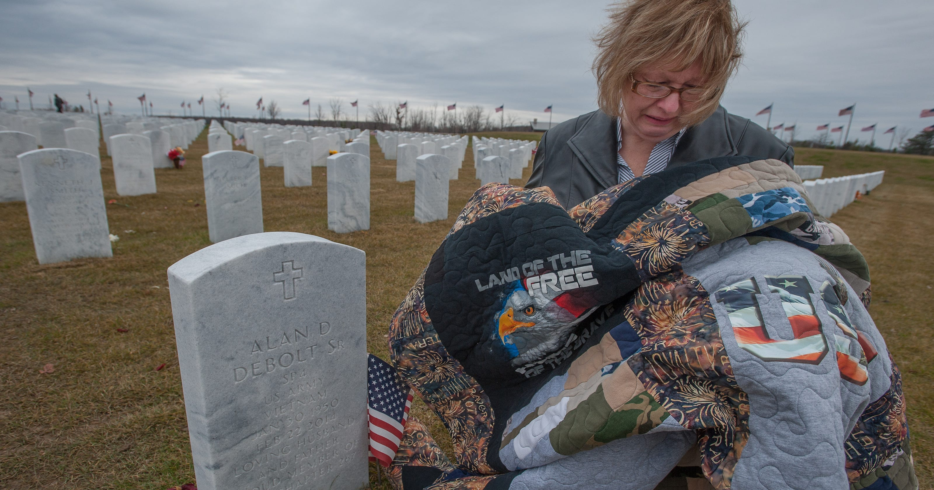 Number of America's Vietnam War vets on the decline