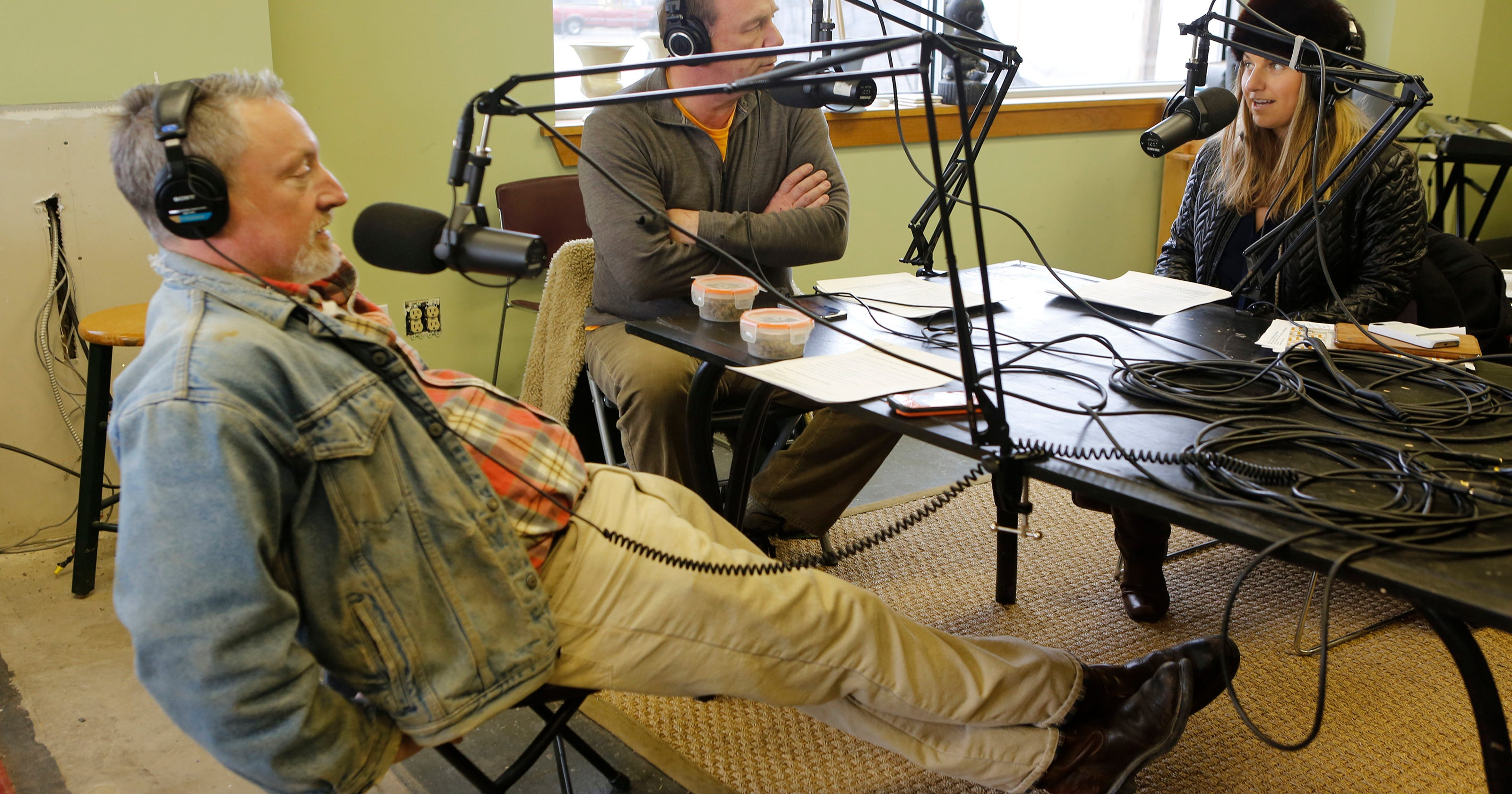 Car Talk Podcast >> Podcast Aims To Be Car Talk Of Food Movement