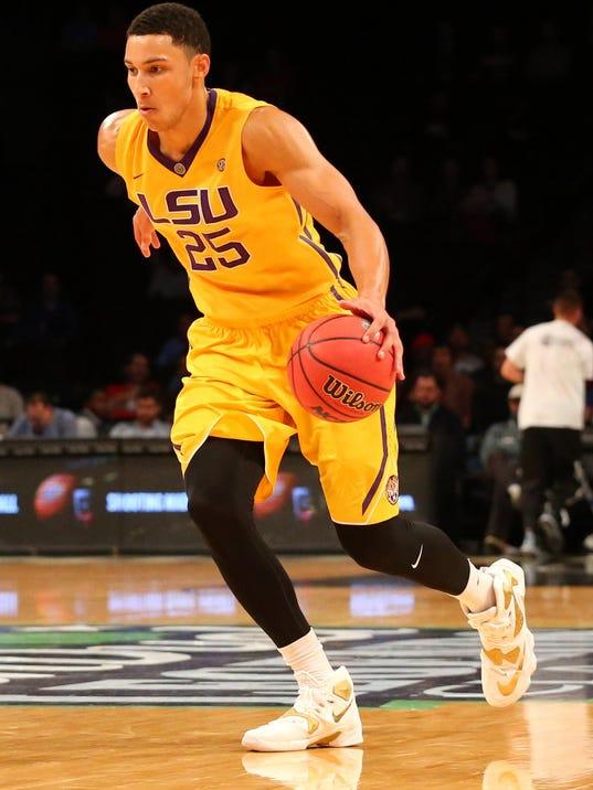 NCAA Basketball: Legends Classic-NC State vs LSU