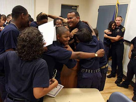 Greenburgh Police Summer Youth Camp
