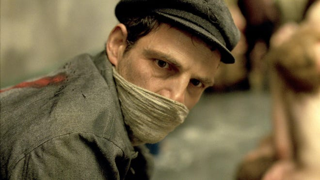"""Geza Rohrig is seen in """"Son of Saul."""""""