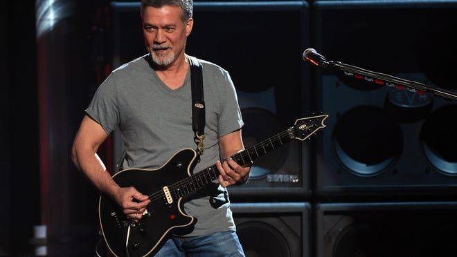 "The late Eddie Van Halen will be honored at ""The Rock & Roll Hall of Fame 2020 Inductions,"" which airs Saturday on HBO."